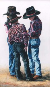 Young Wranglers